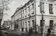 Из семейного архива Ларисы Грехневой, Н. Новгород. Университетский переулок, 1958 г.
