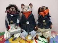Куклы Ольги Балабановой