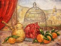 Параджановский натюрморт