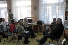 Встреча с Куликовым Е.Л.
